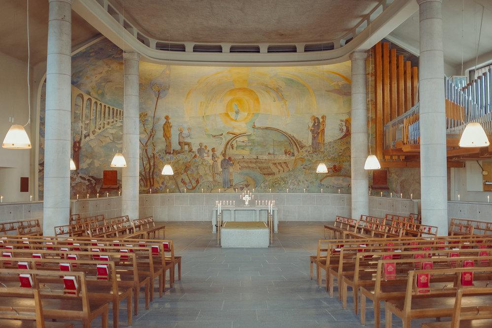 Skogskyrkogården Stockholm