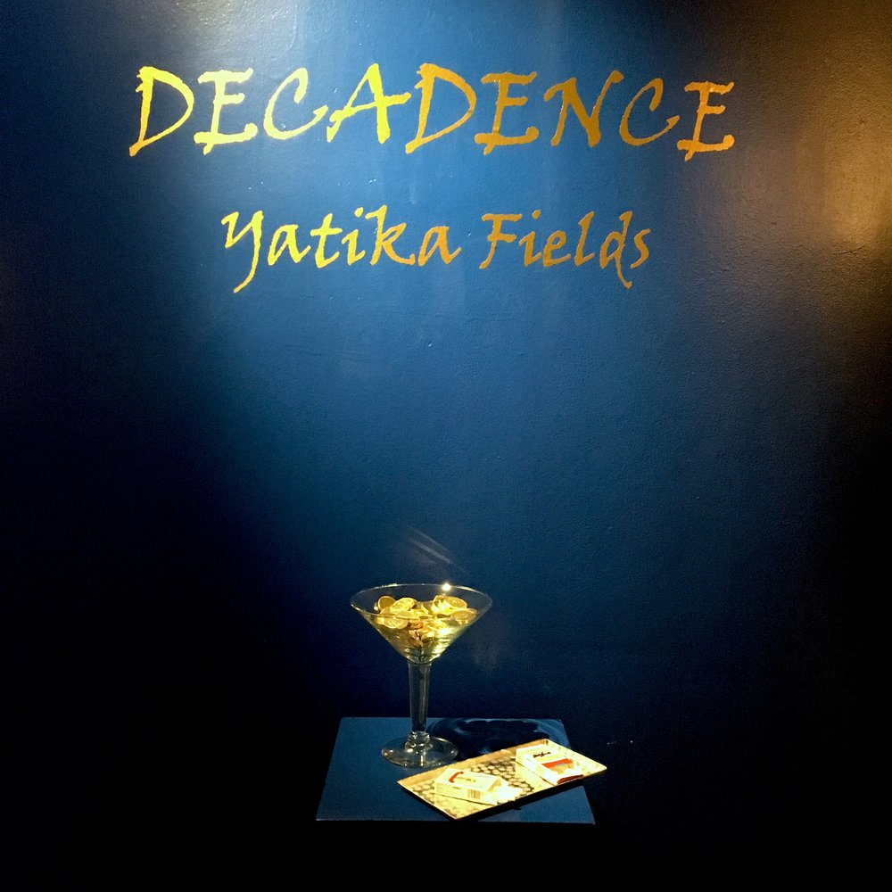 """Decadence""   Solo Exhibition, January 2018 TAC Gallery, Tulsa, OK"