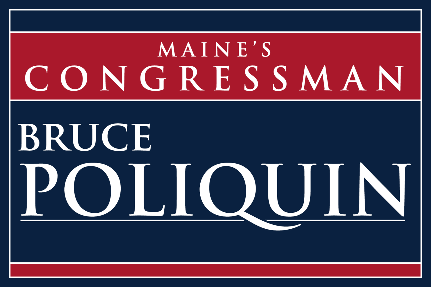 Bruce Poliquin for Congress