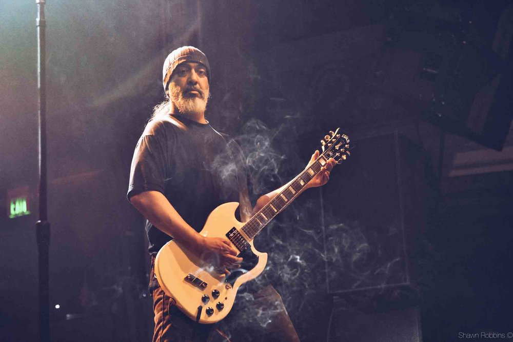 Soundgarden guitarist Kim Thayil (MC50)