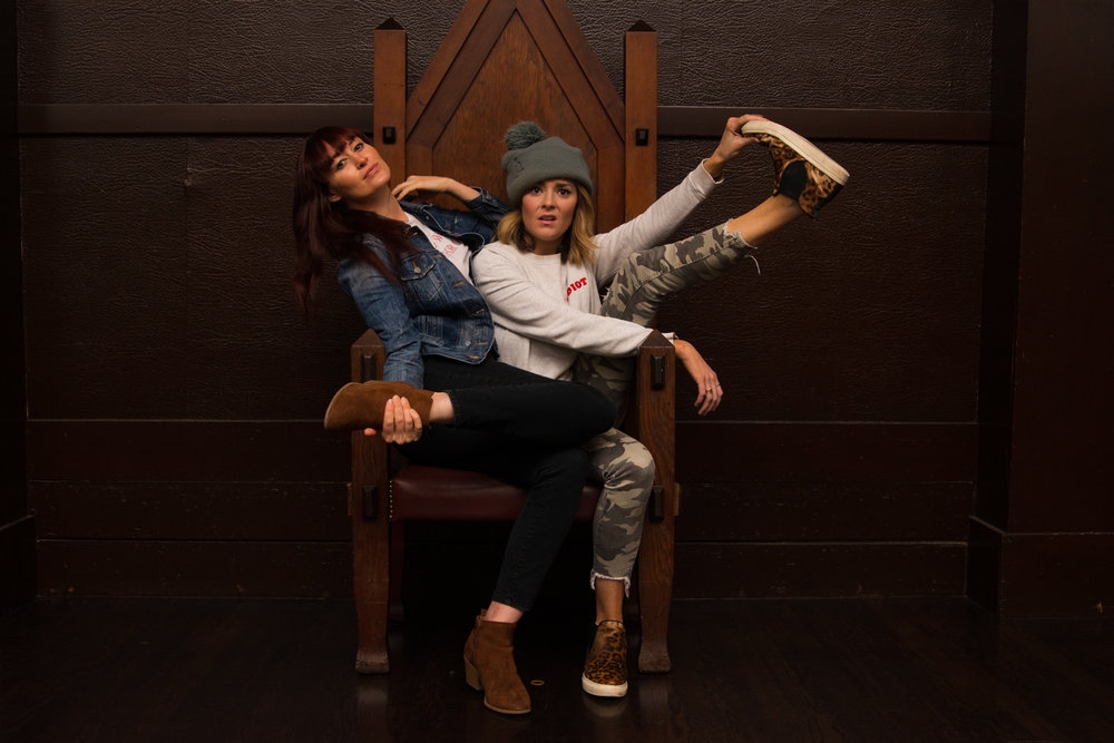 THIS MIGHT GET WEIRD PODCAST - Grace Helbig & Mamrie Hart