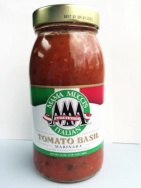 Tomato Basil Marinara Sauce