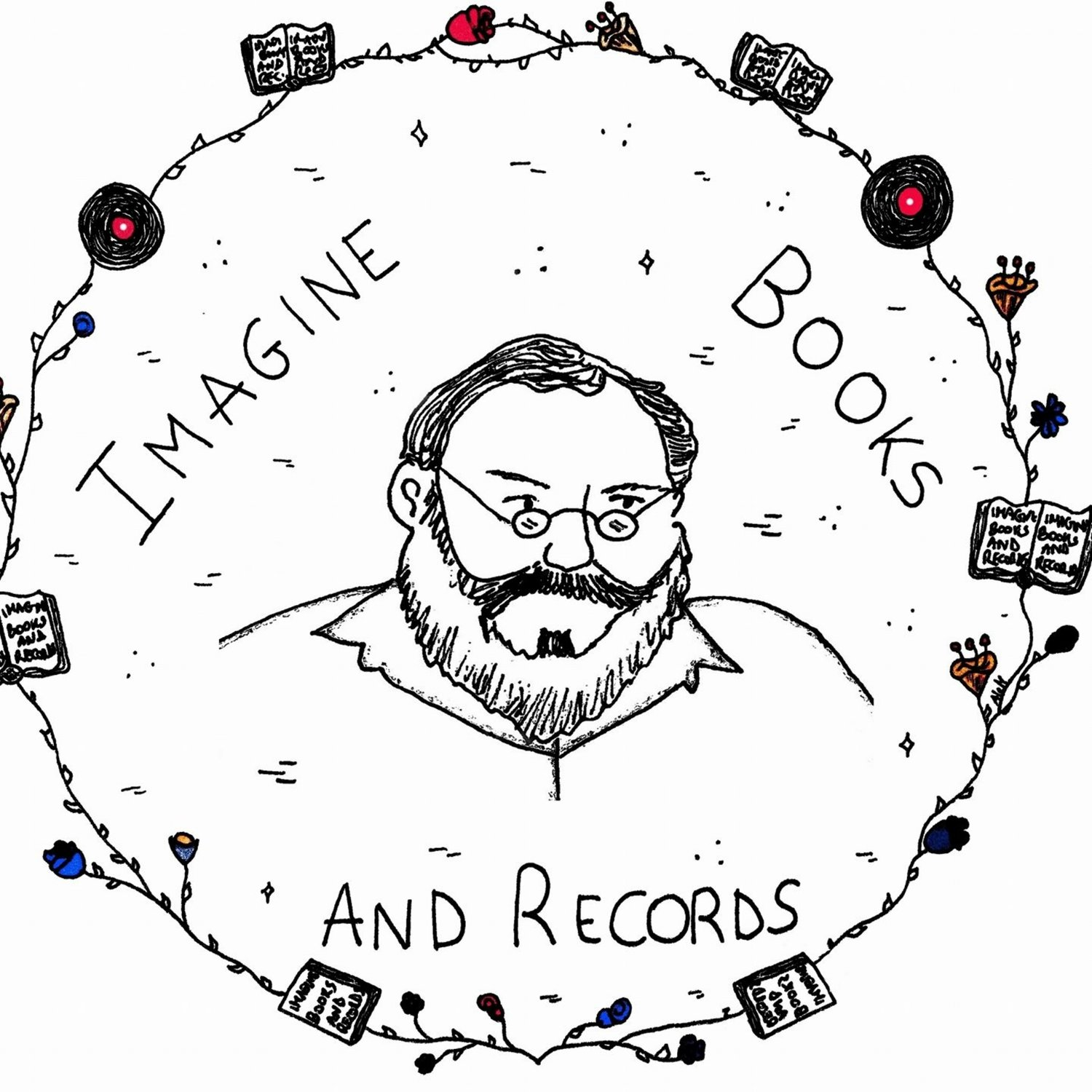 Imagine Books and Records