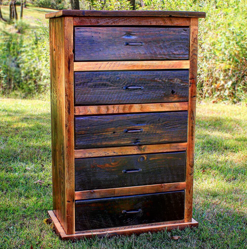 Big sky 5 drawer chest