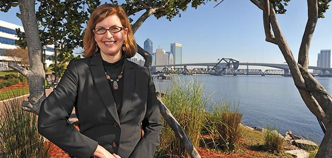 Lisa Rinaman - St. Johns Riverkeeper