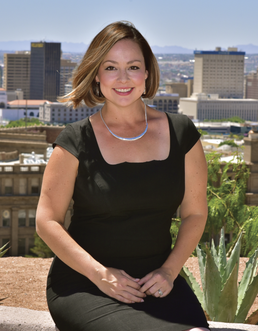 Nicole Ferrini - City of El Paso, director of community + human development