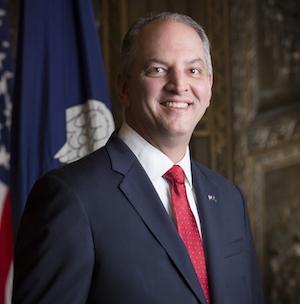 John Bel Edwards - Governor of Louisiana