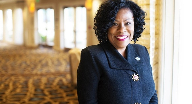 Sharon Weston Broome - East Baton Rouge Parish, mayor-president