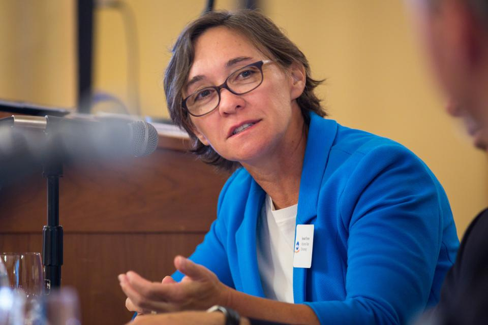 Sarah Porter - Arizona State University,director of the Kyl Center for Water Policy