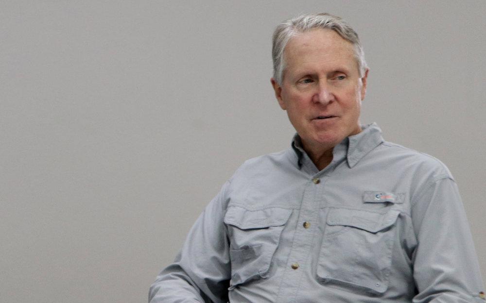 John Davies - Baton Rouge Area Foundation,president and CEO
