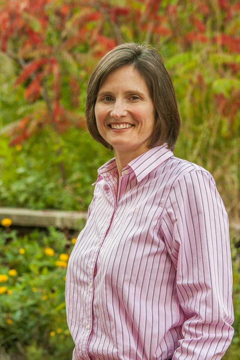 Kacky Andrews - The Nature Conservancydirector of conservation programs North America