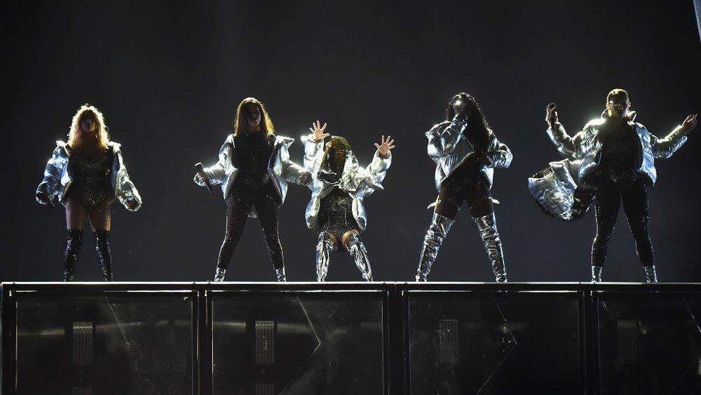 Fifth Harmony at the MTV VMA's