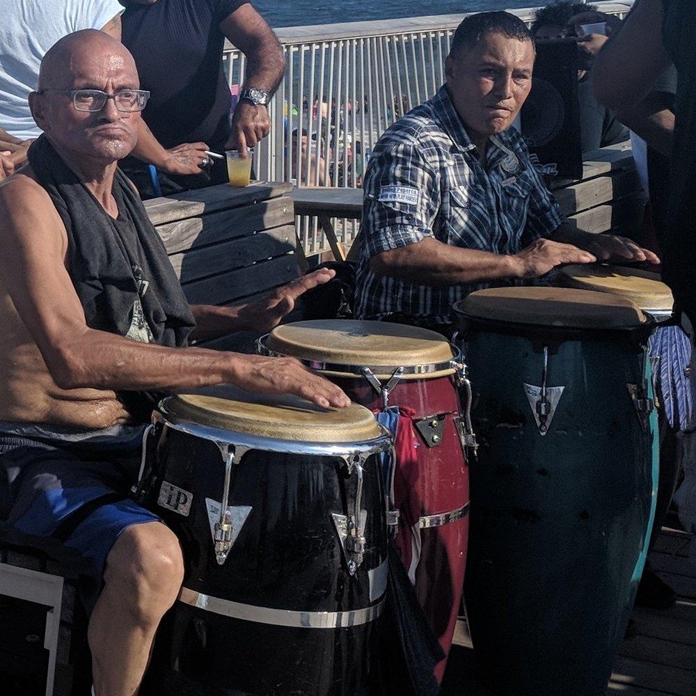 Juan's band