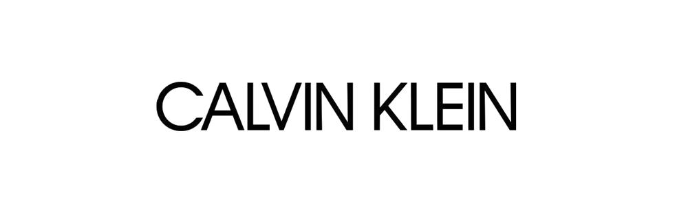 New Calvin Klein logo designed by Raf Simons. Image: Calvin Klein
