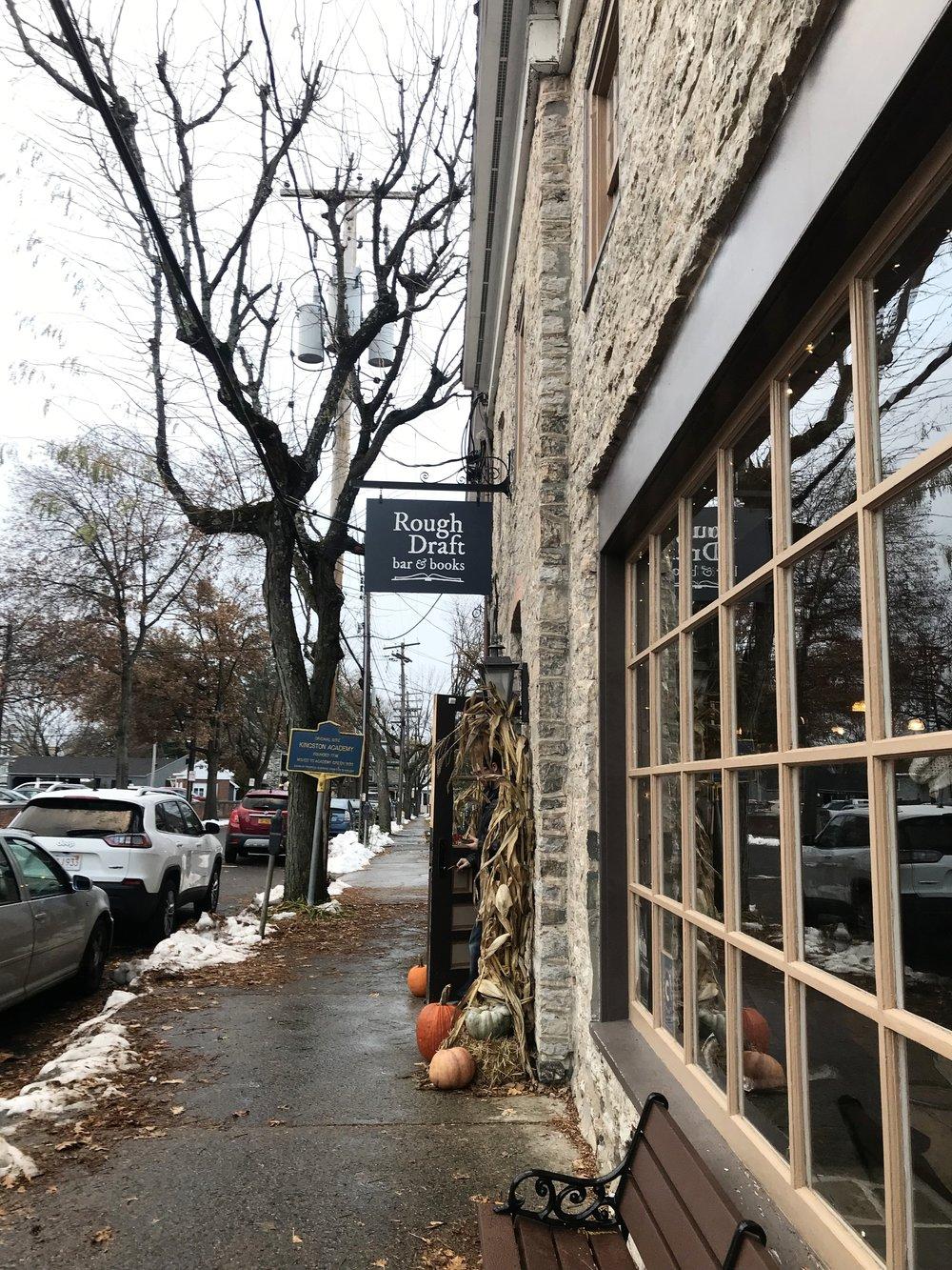 Rough Draft Kingston, NY