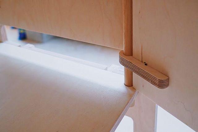 #cnc #cupboard #handles #birch #plywood #assembly #assemblingfurniture