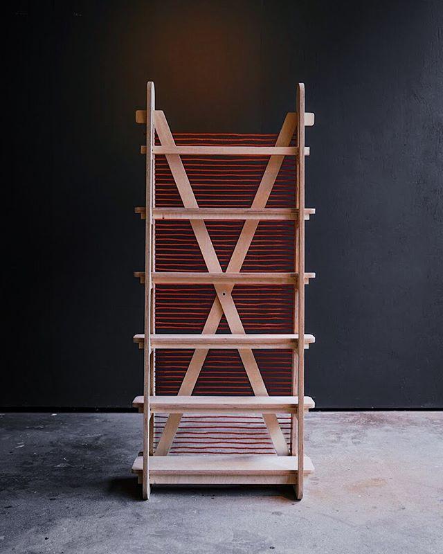 Assembled Furniture  #communityproject #noscrews #cnc #cncwoodworking #roomdivider #divider #shelving #furnituredesign #woodworking #plywood #plywoodfurniture #assembly #ropes