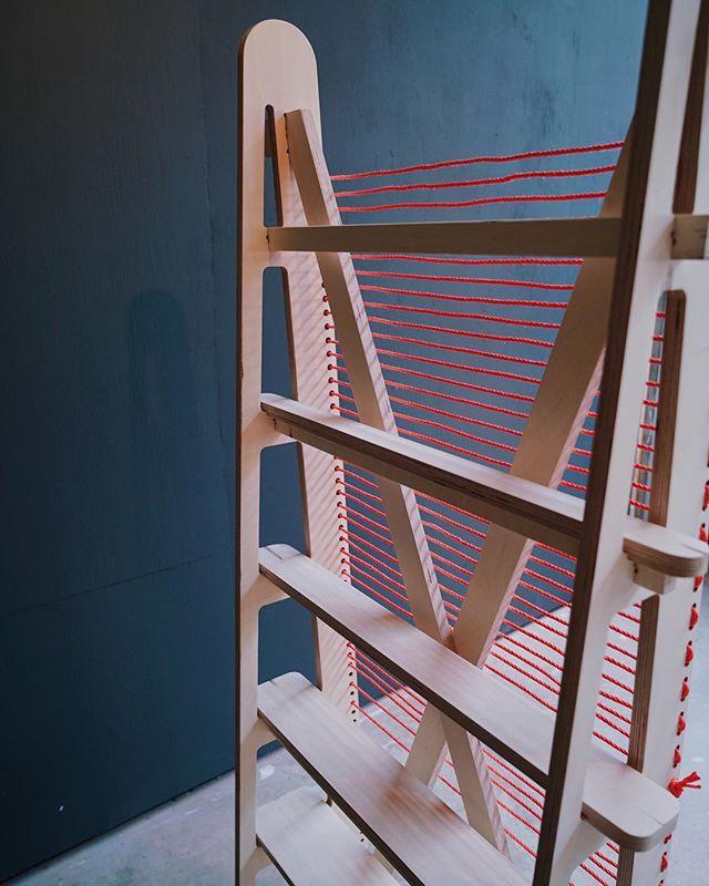 Assembled Furniture  #communityproject #noscrews #cnc #cncwoodworking #roomdivider #shelving #furnituredesign #woodworking #plywood #plywoodfurniture