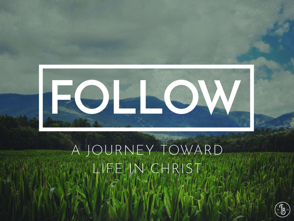 "When Jesus says ""Follow me,"" what does that actually mean? It is about going to church and doing lots of things that church people do? Or is there more to the story? Explore this seven part series that sets the foundation for what First Baptist Church is all about."