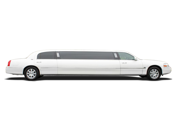 Celebrity Limousine White Lincoln Limo