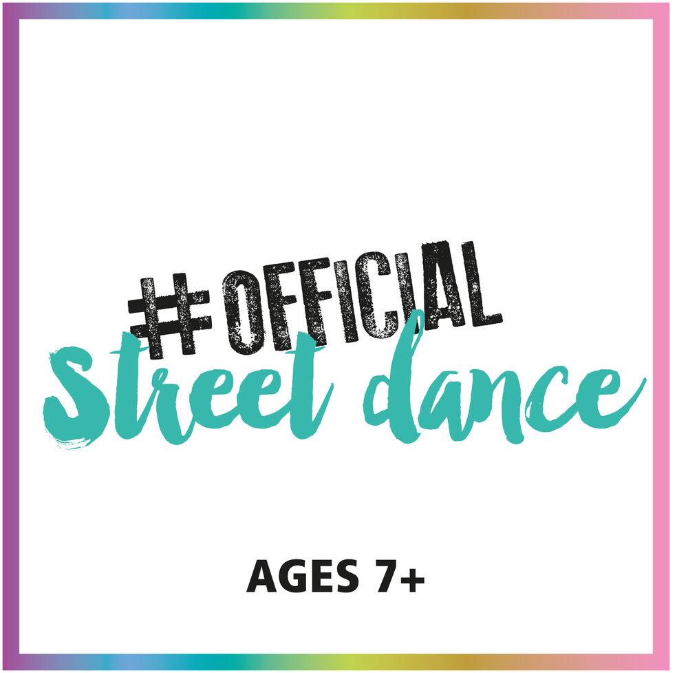Street Dance Party
