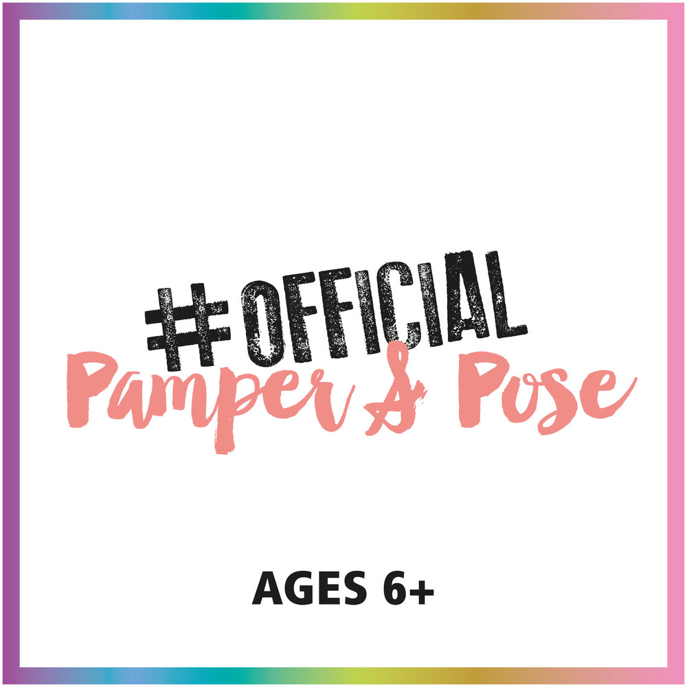 Pamper and Pose Party