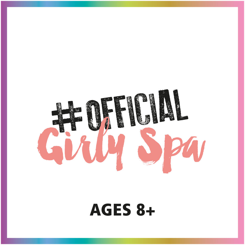 Girly Spa Party