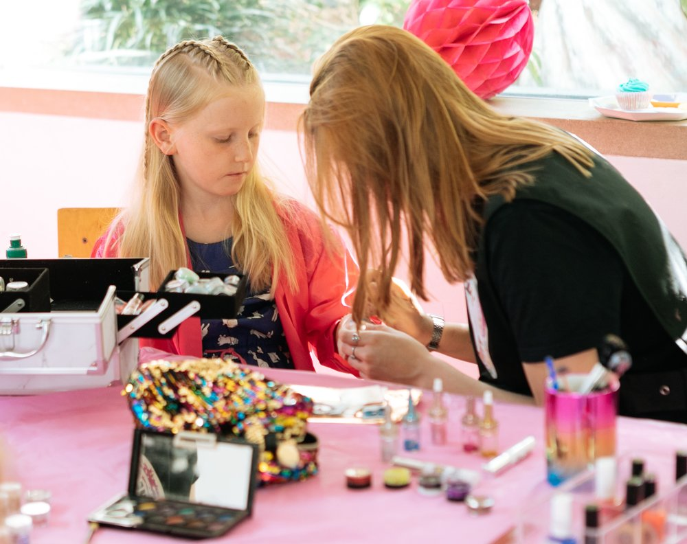 The Official Kids Party | Pamper Parties