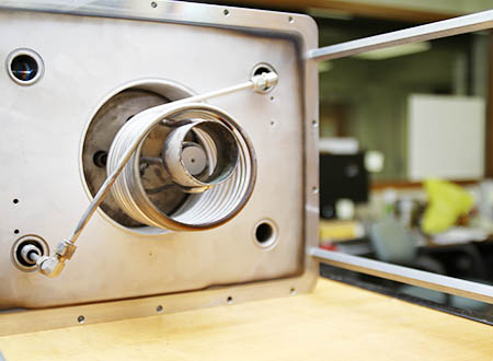 The Neumann Drive cathode. Credit: Neumann Space.