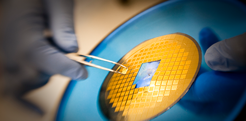 Smaller than a postage stamp, the Nanopatch promises to save the lives of millions of people.