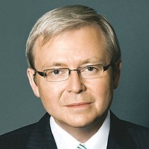 The Hon Kevin Rudd
