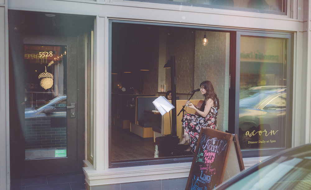 Live Music by Kaitlin Conti at Acorn