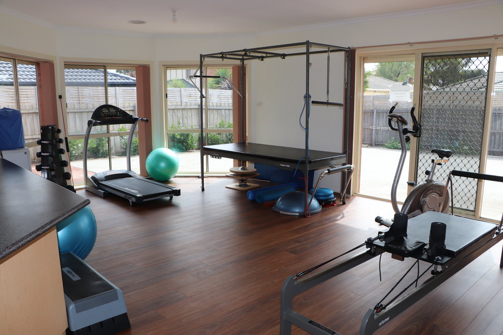 Our Gym -