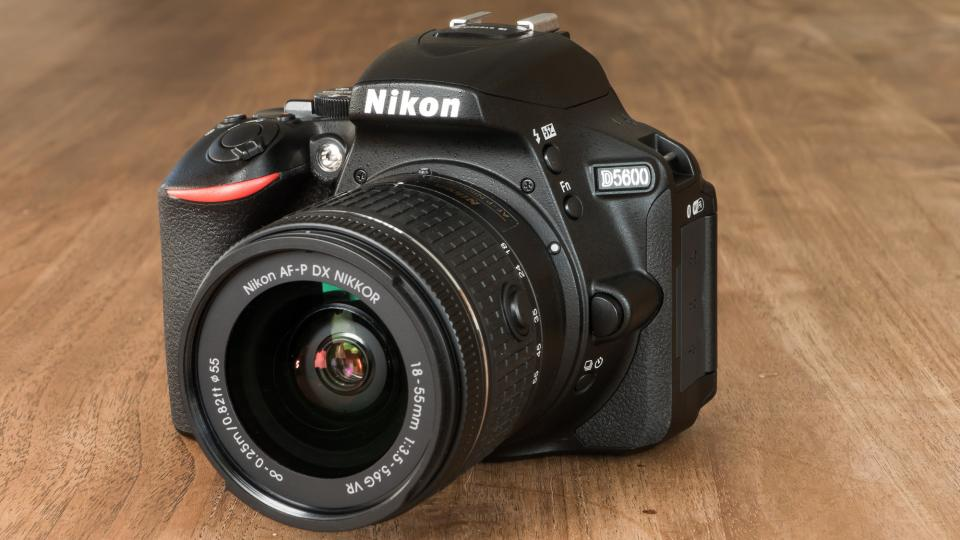 Check out your Nikon D5600 options  HERE . Or just click the image above.