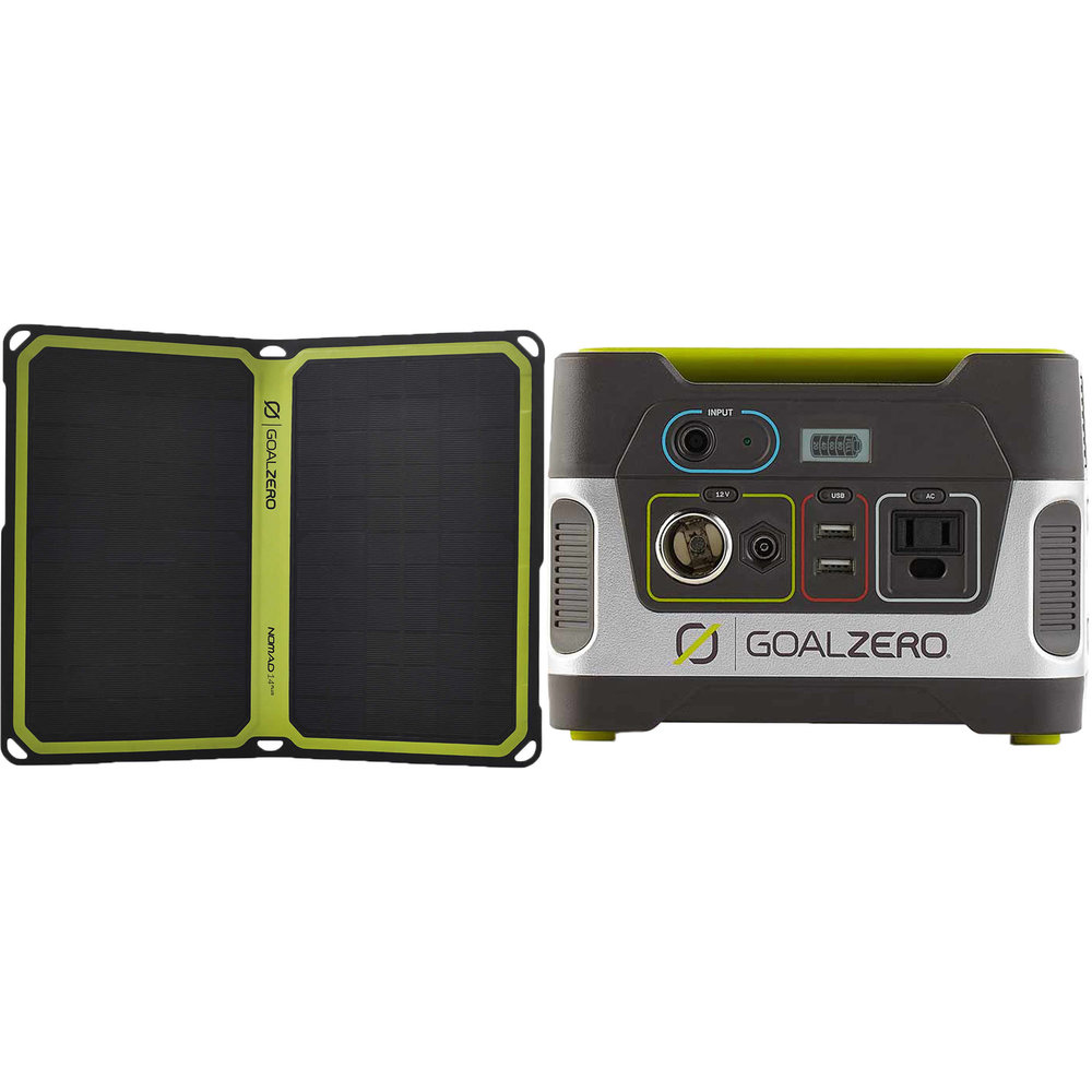 Goal Zero is a great brand- Check out  GOAL ZERO  power banks.