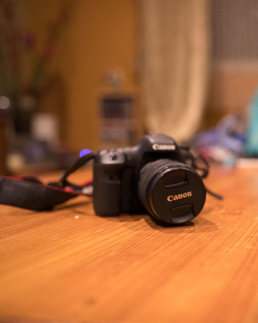 Shot at 35mm Focal- Aperture f1.4