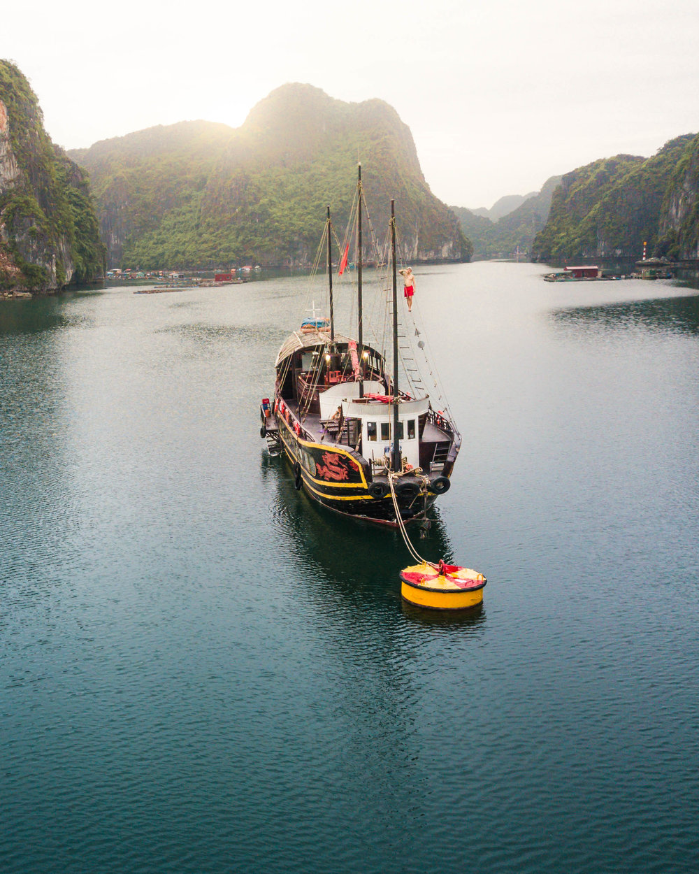 We have teamed up with  Halong Bay Cruises  an amazing travel group based in Vietnam. They are currently offering 10-40% OFF their Halong Bay Cruises. Find out more by clicking the image or the blue links.  Enjoy Halong Bay!