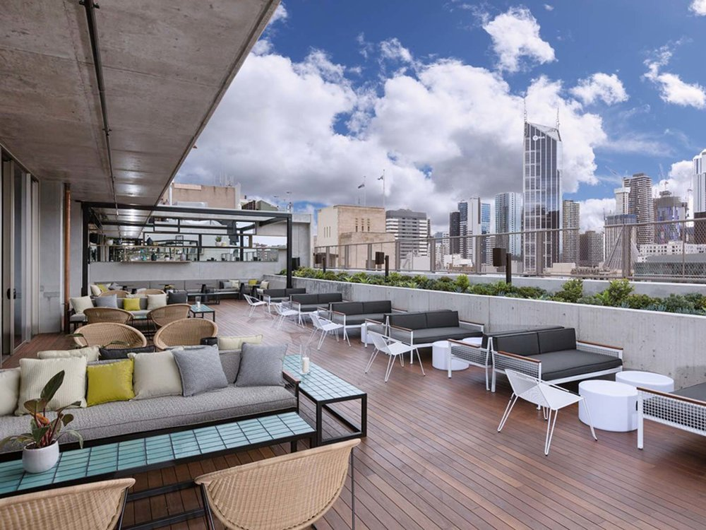 The Rooftop at QT - Image Sourced from Google.