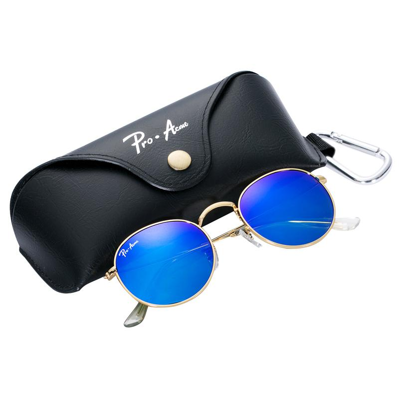 73e0dcbe3c Pro-Acme-Sunglasses-Women-Retro-Style-Metal-Frame-