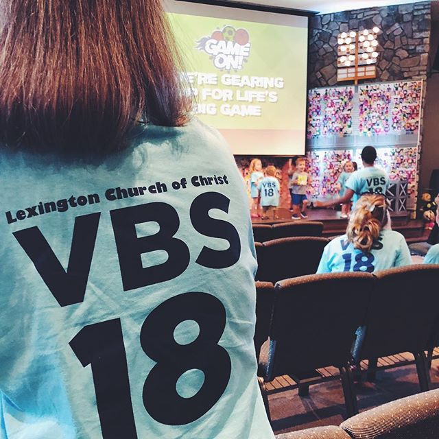 Y-E-S to V-B-S! - We can't wait to see kids from throughout our community dance, sing and play while learning about God all at the same time. - Get your little one registered for July 14-18! (Link in bio) • • • • • #lexingtonsc #realcolumbiasc #lexsc #lexingtonscchurch #localchurch #scchurch #southcarolinachurch