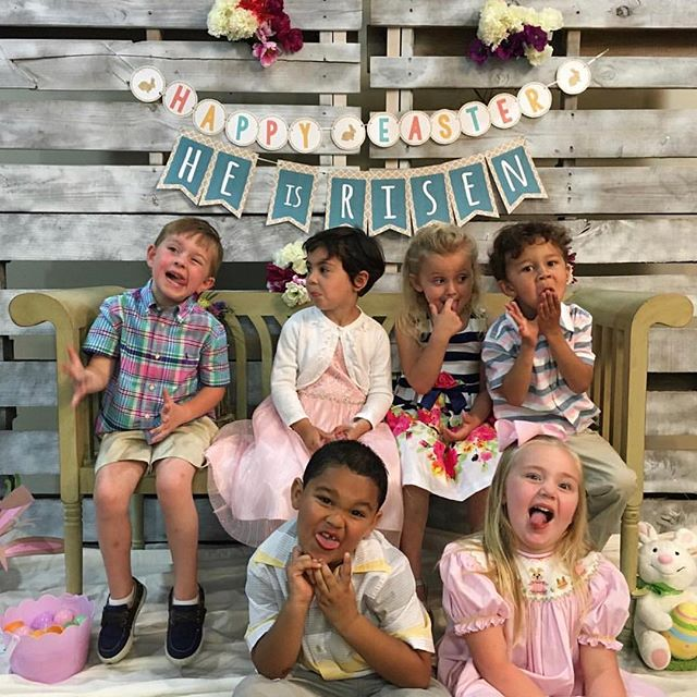 When the Easter Eggstravanganza is Saturday! - Bring your kiddos to our building this Saturday - ⏰ 10 AM - 2 PM - Bouncy house, snow cones 🍧 + Easter fun will be had by all. - ✉️ is if you have questions. • • • • • #lexingtonsc #realcolumbiasc #lexsc #lexingtonscchurch #localchurch #scchurch #southcarolinachurch #easterkids #easterbaskets #kidsateaster