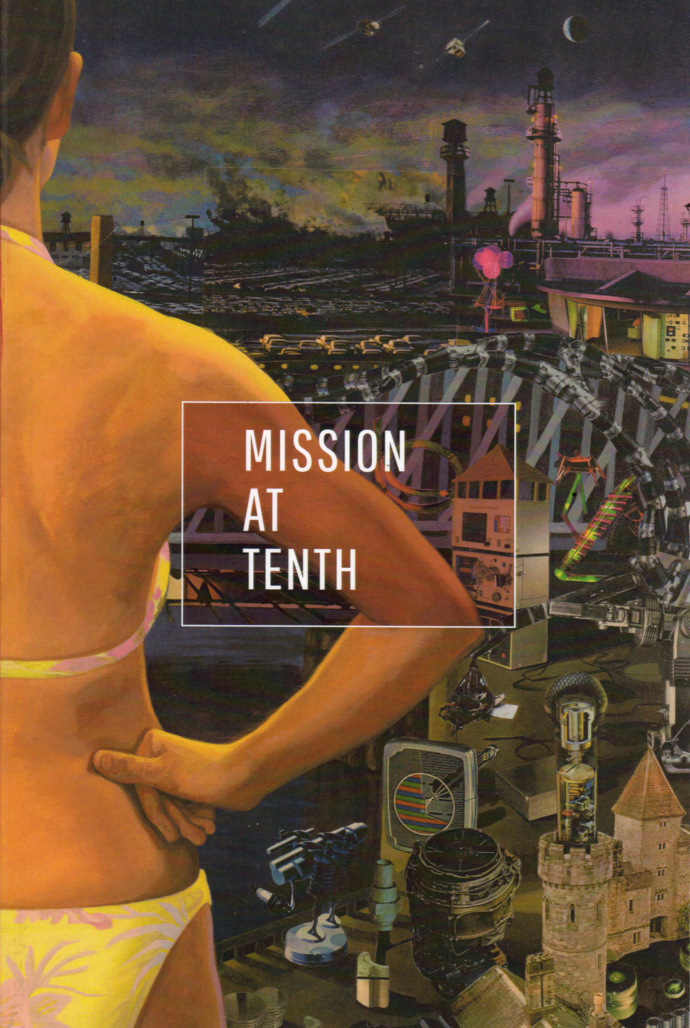 Randall Babtkis,. Mission at Tenth, vol. 5, 2014, California Institute of Integral Studies Press : San Francisco.