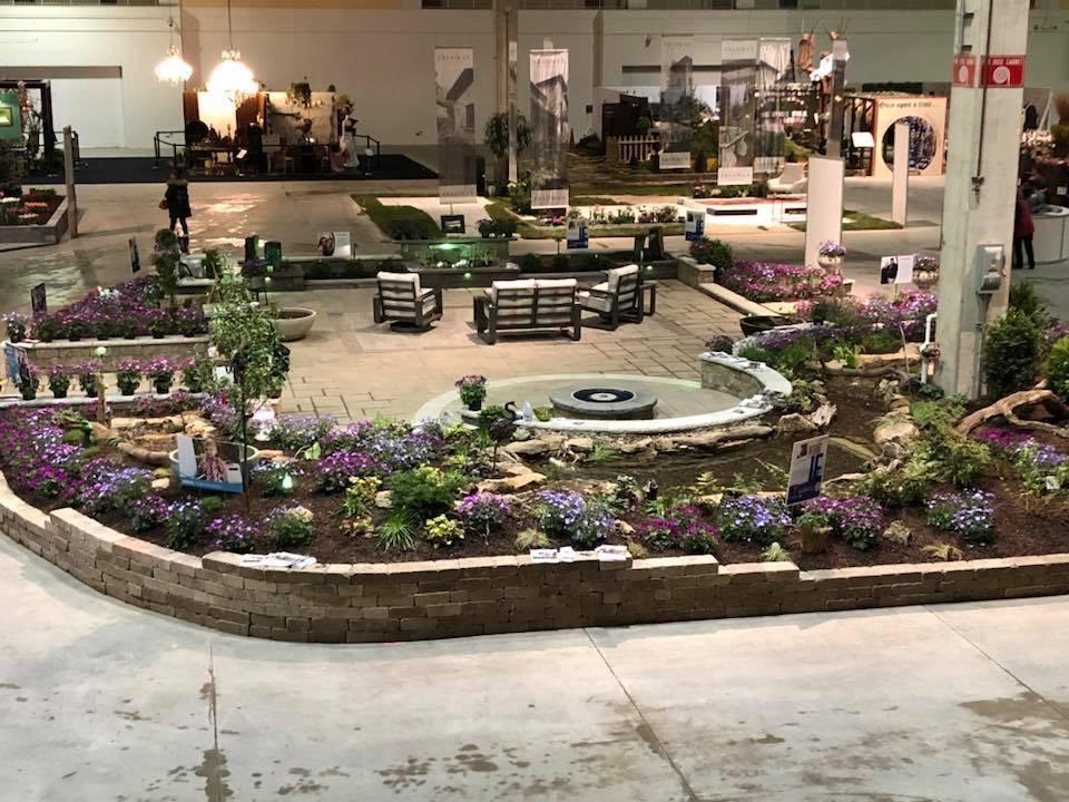 Chicago Flower And Garden Show Rachel Joyce Art