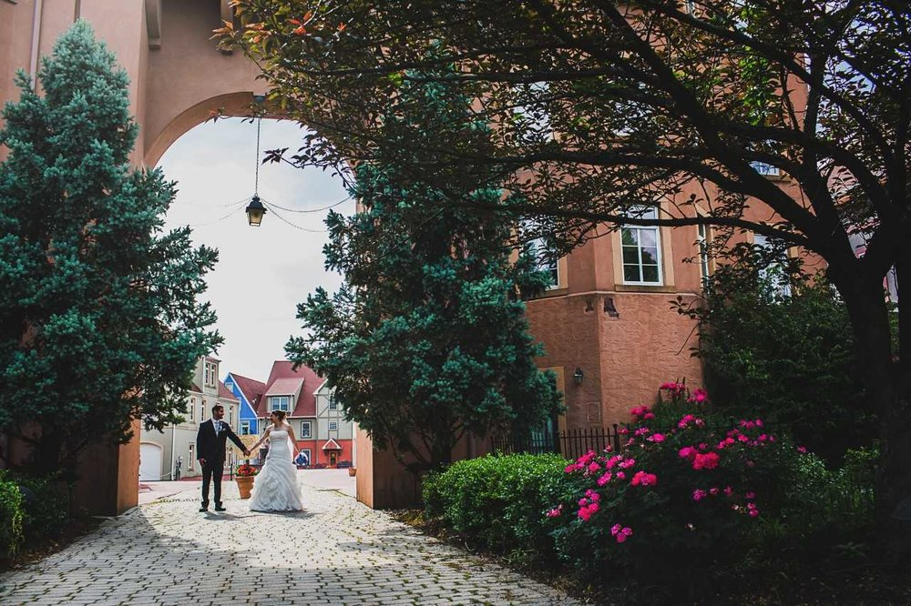 Stoudt's Brewing Company Wedding | Perfect Harmony Entertainment | Frederick DJ