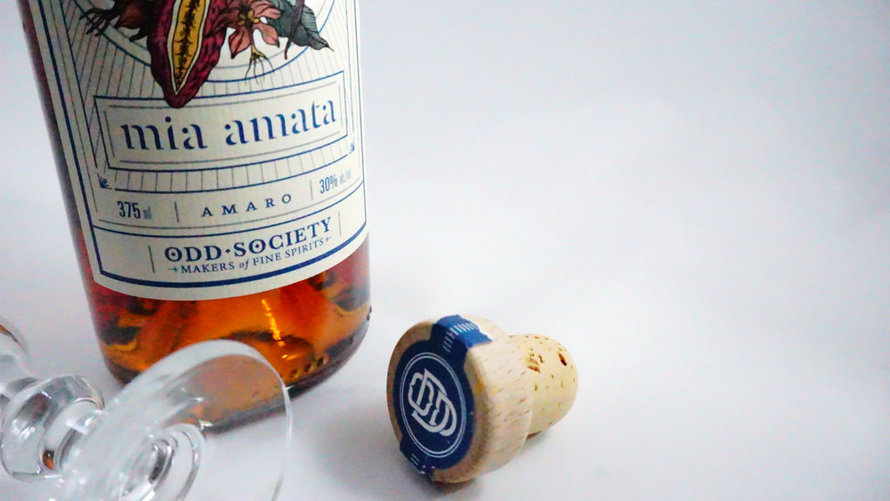 Odd Society Spirits' Mia Amata Amaro is Vancouver's best bitter.
