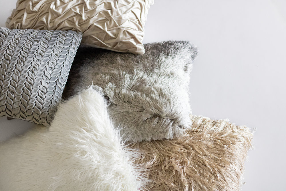 Decorative Pillows by The Crafted Chen