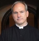Father Jason Kulczynski, host of Aim High on Radio Maria