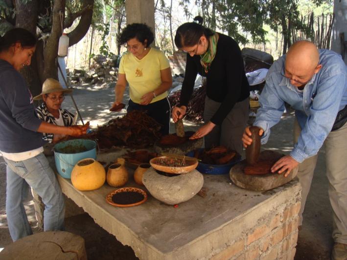 Mesoamerican Diet