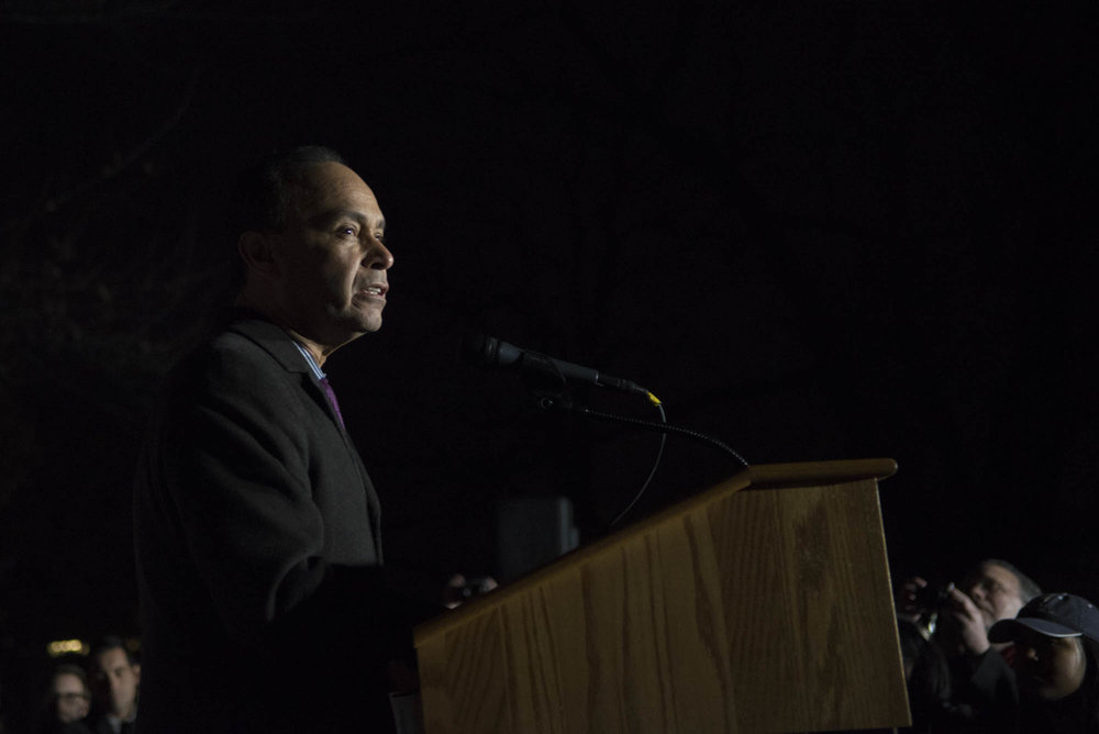 Representative Luis Gutiérrez of Illinois