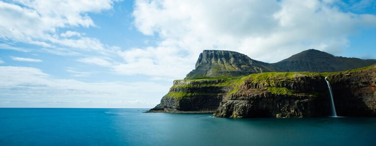 Faroe, Denmark -